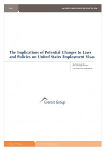 The Implications of Potential Changes to Laws and Policies on United States Employment Visas