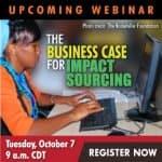 Impact Sourcing Webinar