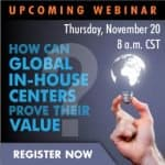 How Can Global In-house Centers Prove Their Value? | Webinar