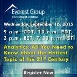 Analytics Webinar