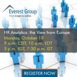 HR Analytics Europe Webinar
