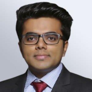 Mittal Nitish Refresh gray square