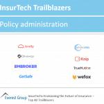 InsureTech trlblzrs plcy admin