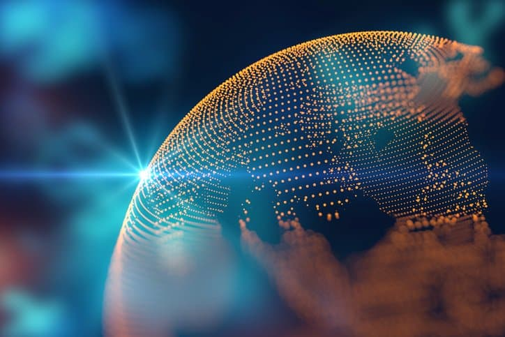Global Servicices Location Optimization
