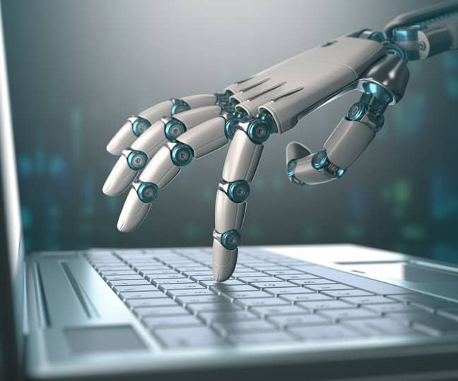 Robotic Process Automation in HR Services