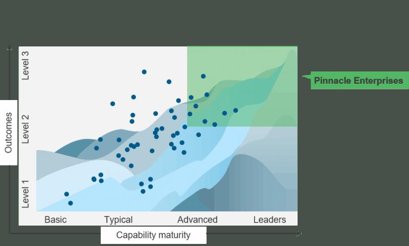 Pinnacle enterprise RPA adoption trends