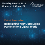 How to redesign your outsourcing portfolio for a digital world