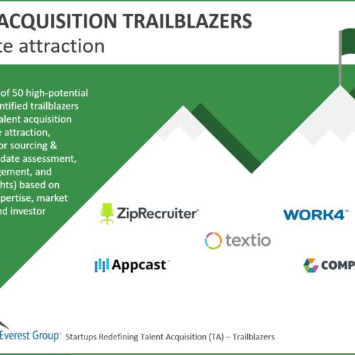 Candidate attraction trailblazers