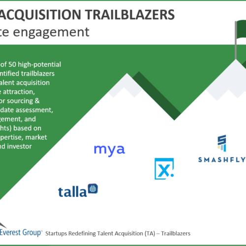 Candidate engagement trailblazers