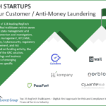 Regtech Know Your Customer / Anti-Money Laundering Trailblazers
