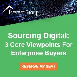 Register for our upcoming webinar, Sourcing Digital: 3 Core Viewpoints For Enterprise Buyers