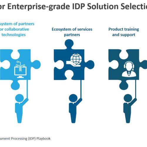 5 Key Factors for Enterprise-grade IDP Solution Selection