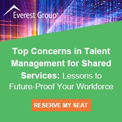 Top Concerns in Talent Management for Shared Services Webinar   Reserve My Seat