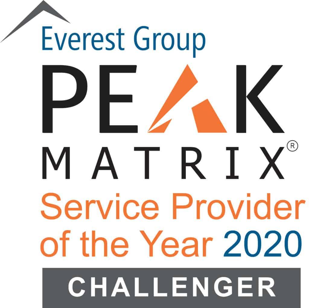 PEAK Matrix SPOTY logo 2020 Challenger