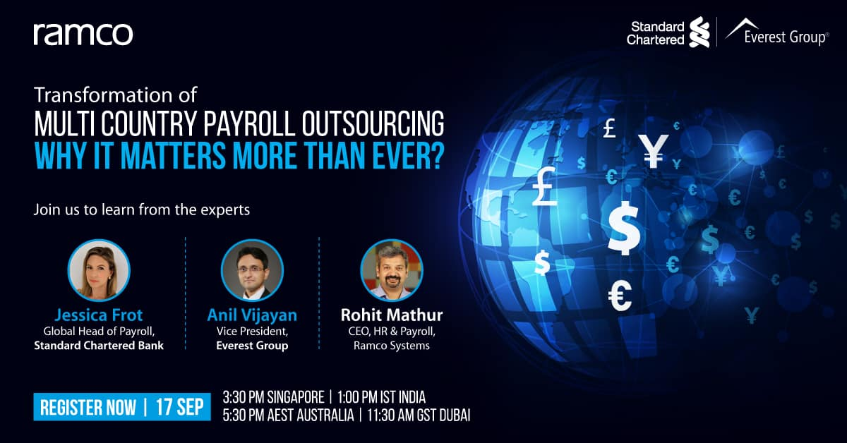 Multi Country Payroll Outsourcing