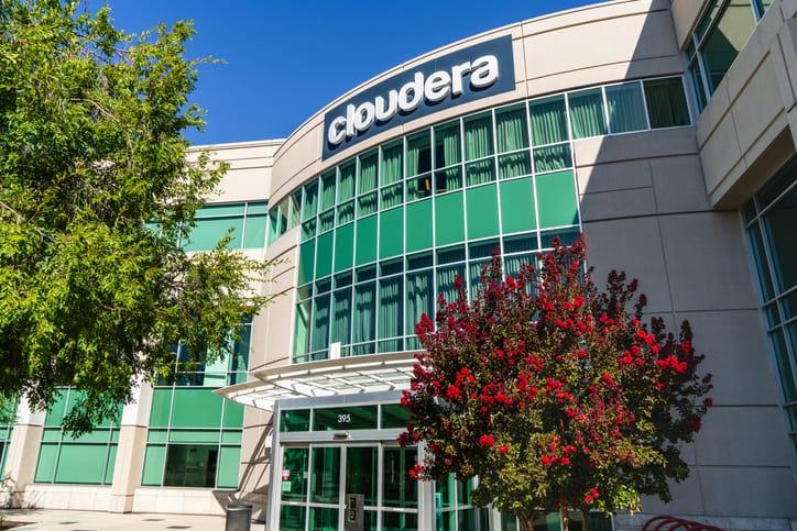 Cloudera headquarters building, Palo Alto