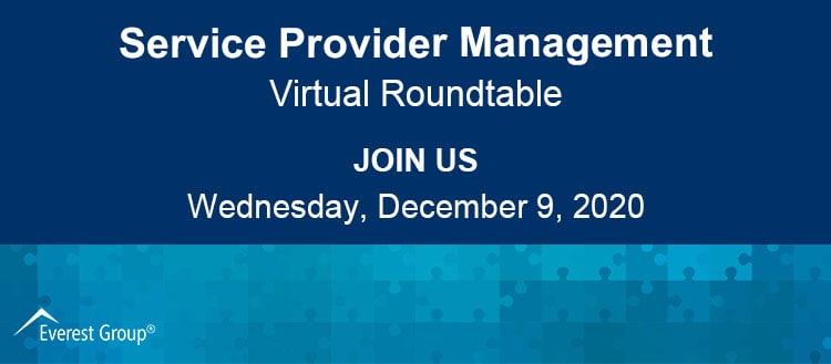 Service Provider Management Web Banner