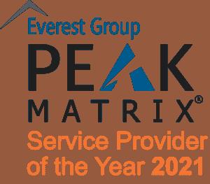 PEAK Matrix SPOTY logo 2021