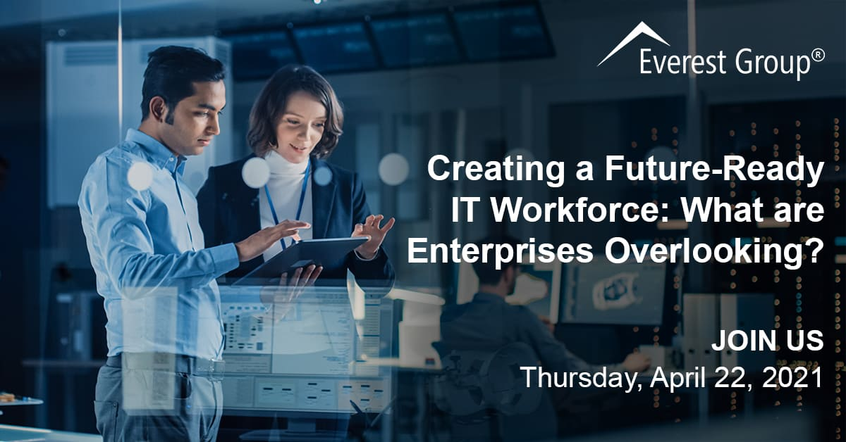 Creating a Future-Ready IT Workforce: What are Enterprises Overlooking?