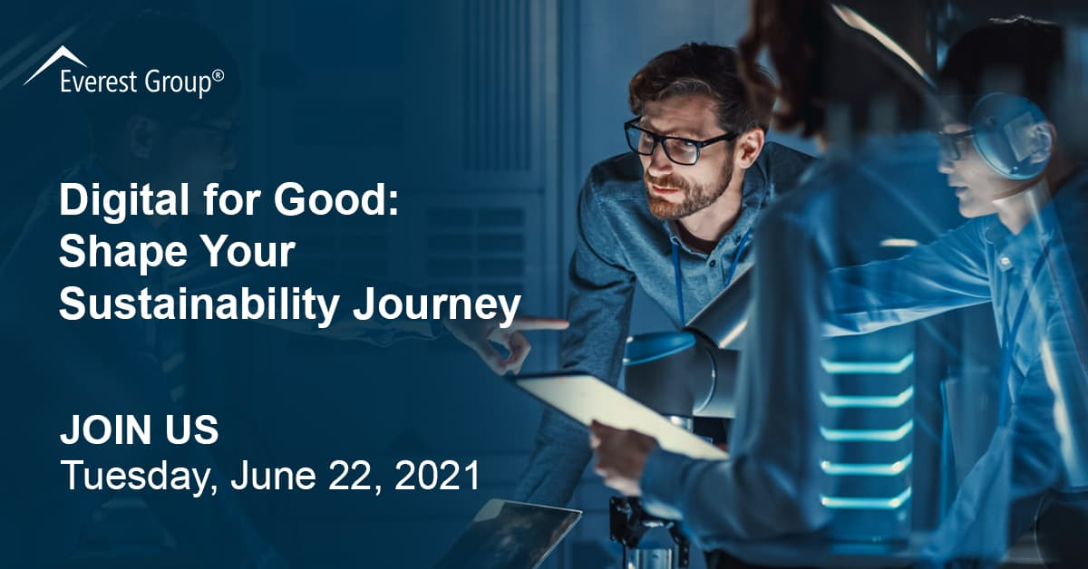 Digital for Good: Shape Your Sustainability Journey