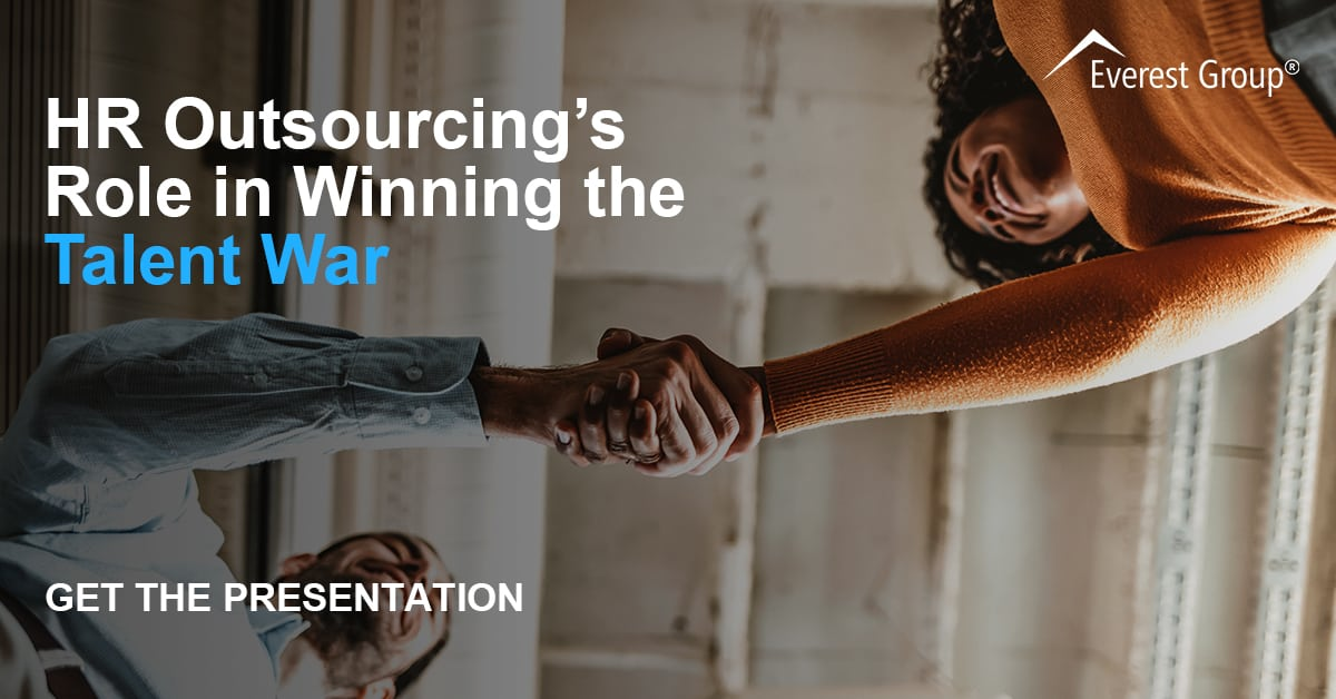 HR Outsourcing's Role in Winning the Talent War