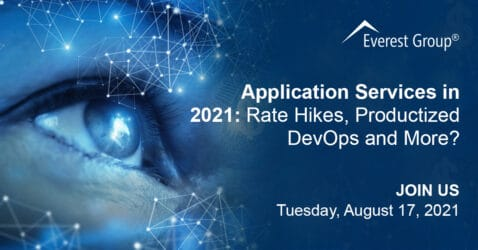 Application Services in 2021: Rate Hikes, Productized DevOps and More?