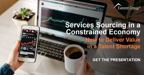 Services Sourcing in a Constrained Economy – How to Deliver Value in a Talent Shortage_GTP