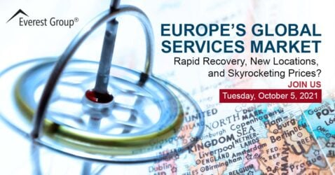 Europe's Global Services Market – Rapid Recovery, New Locations, and Skyrocketing Prices?