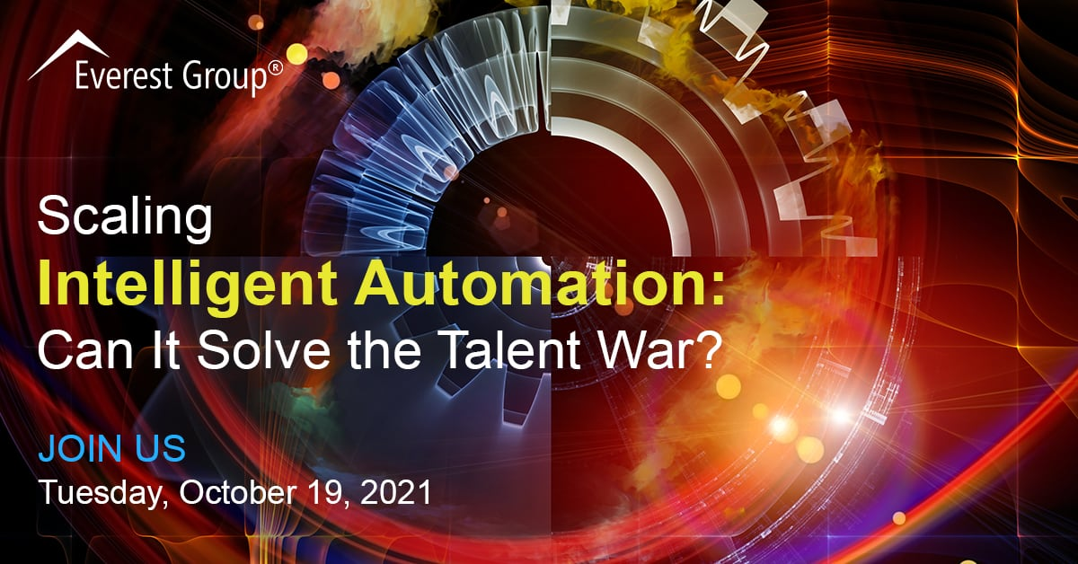Scaling Intelligent Automation: Can It Solve the Talent War?